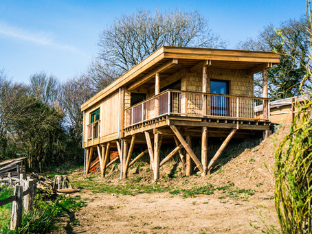 Down to Earth Unveil Latest Eco Build