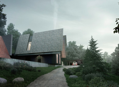 Wiltshire Japanese Inspired Home Gets Go Ahead