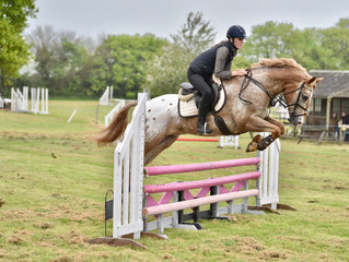 Wednesday 9th May Unaffiliated Evening Show Jumping