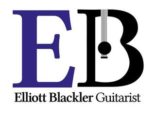 New Sponsor - Elliott Blackler Guitarist