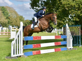British Show Jumping and Unaffiliated Show Jumping Show - 20th May 2018