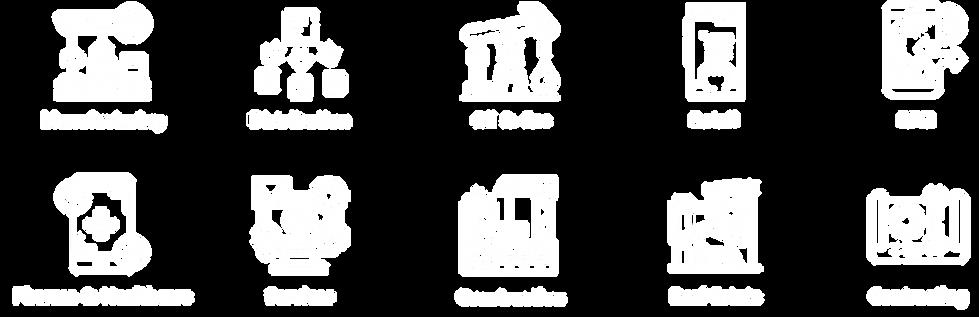 Industry specific ERP