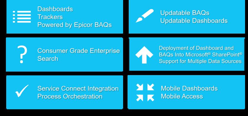 Epicor iScala Benefits