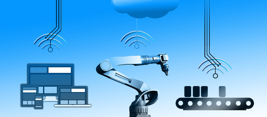 A Robust ERP Is the Essential Building Block of Your Industry 4.0 Initiatives