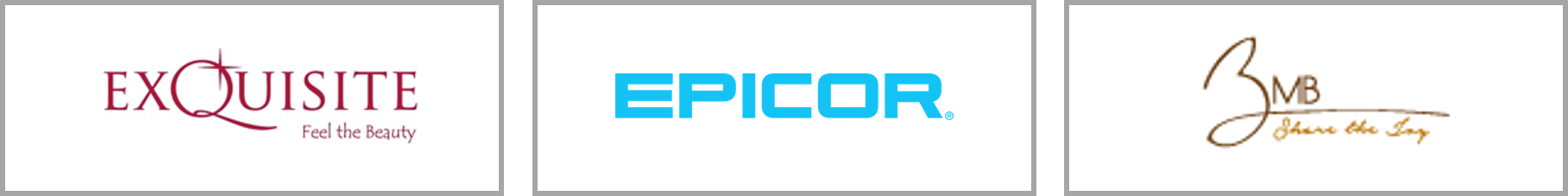 Epicor Customers
