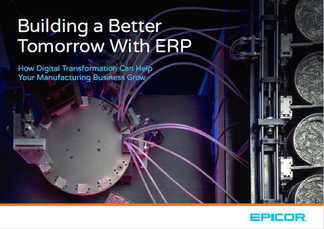 epicor erp digital transformation