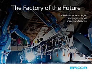 Epicor ERP Factory of the Future