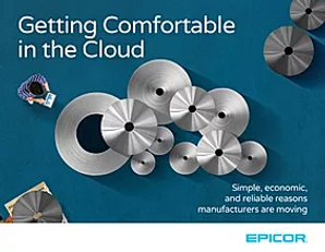 epicor erp could for manufacturing