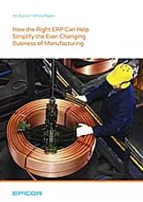Epicor Manufacturing ERP