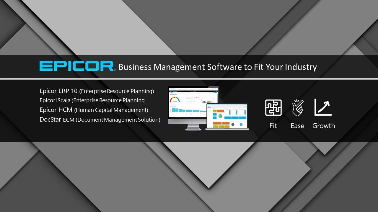 Epicor ERP Partner in India