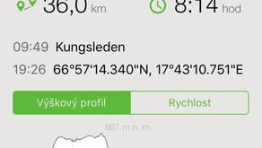 REKORDNÍ DEN! 36 KM