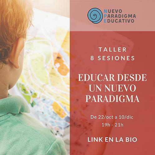 Curso: Educar desde un nuevo paradigma