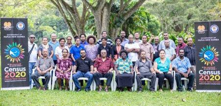 Provincial Census Coordinators (PCC)