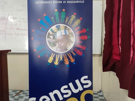 Census Consultation workshop for the Autonomous Region of Bougainville (AROB) is underway