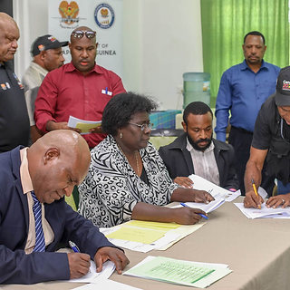 Provincial Census Coordinators (PCC) Wor