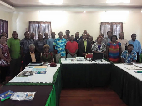 Provincial Census consultation for Western Highlands Province