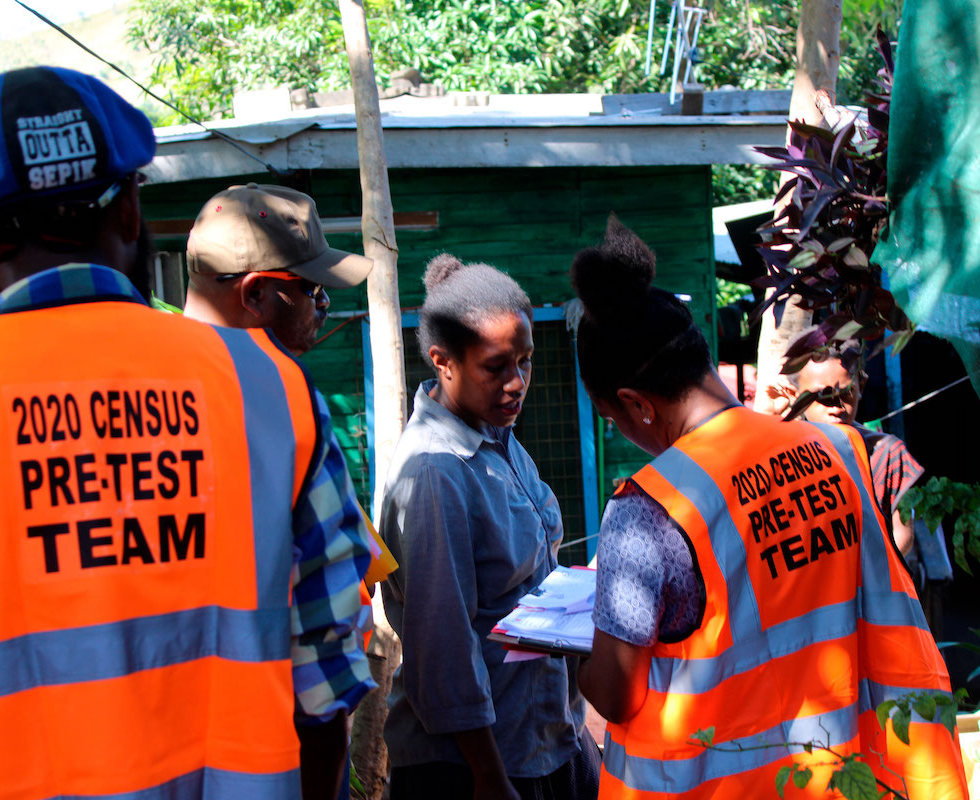 Census Pre-Test Team