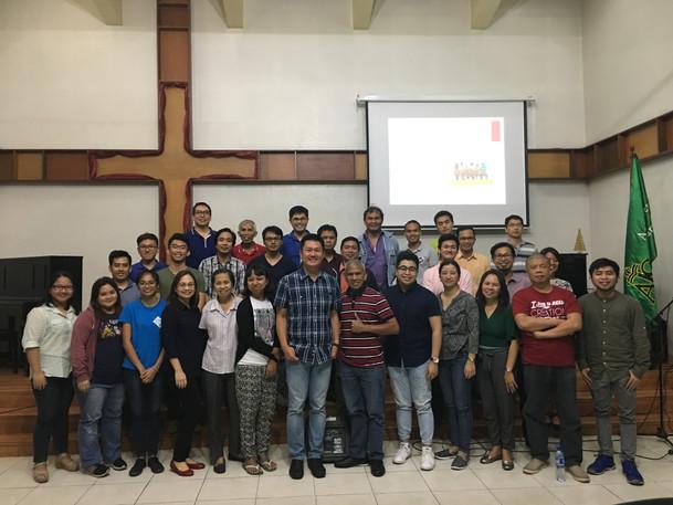 Christian Apologetics Seminar at ATS