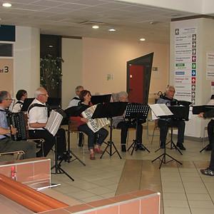 Concert CHU Echirolles