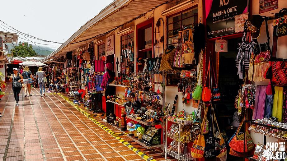 tiendas de la calle real salento