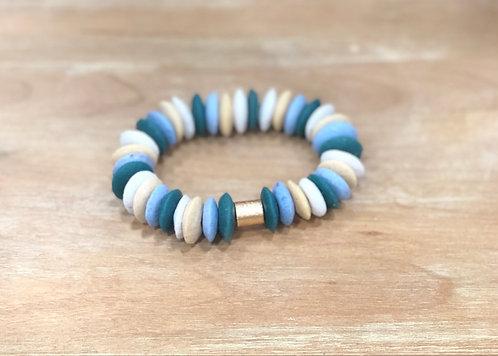 Mix recycled bracelet