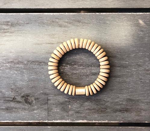 Sand disc bracelets