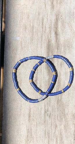 Navy Itsy bracelet