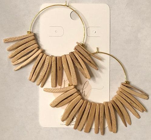 Toothpick hoops
