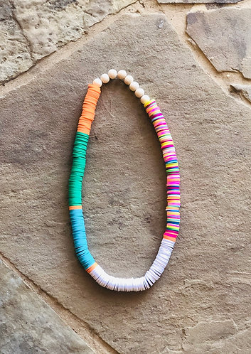 Colorful Costal Necklace