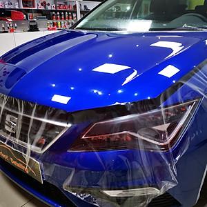 Seat Leon FR Bleu Electrique