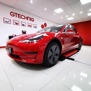 Tesla Model 3 Rouge