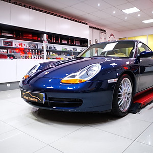 Porsche 996 Carrera 3.4