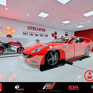 Ferrari FF Full PPF