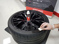 jantes et pneus corvette t1 GTECHNIQ