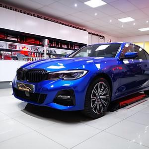 BMW Serie 3 G20 Full PPF