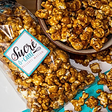Popcorn caramel fleur de sel