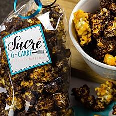 Popcorn au chocolat