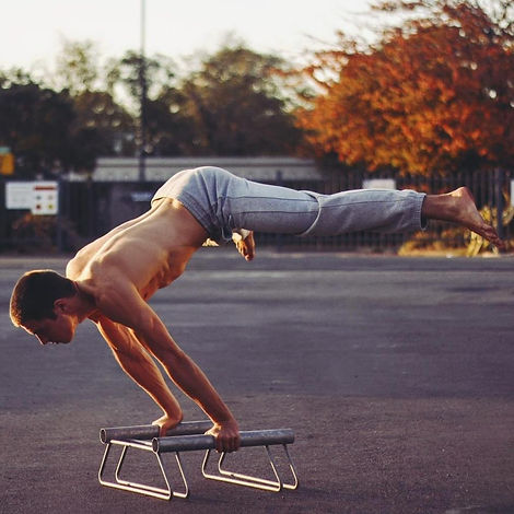 Bodyweight fitness training Christchurch New-Zealand