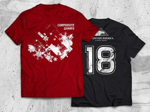 Corporate Games T-shirts