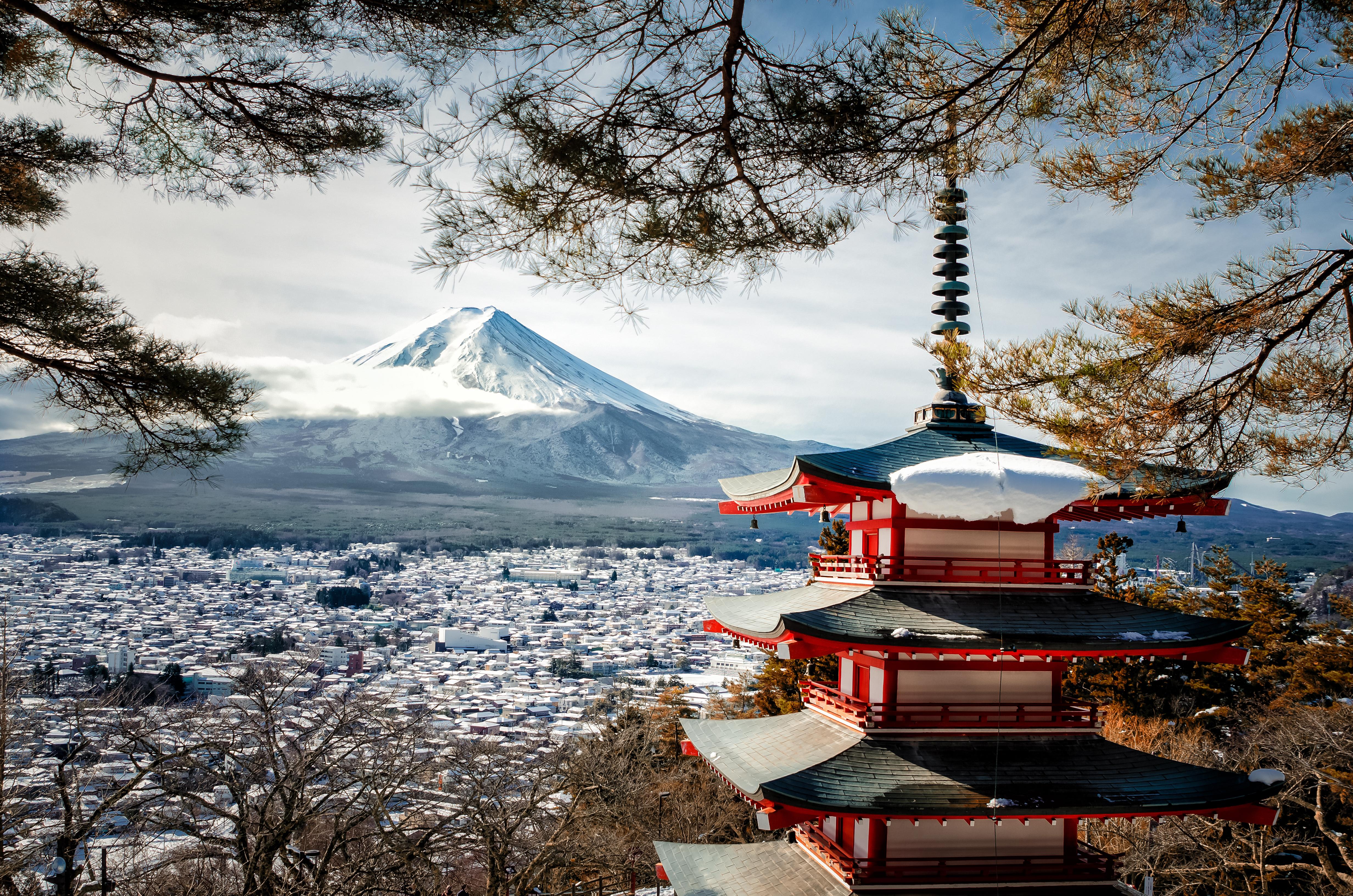 Japan - Fuji Mountain