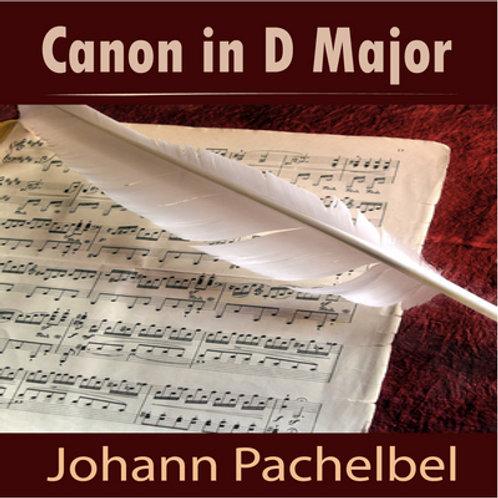 Pachebel - Canon in D for Flute/Clarinet/Violin/Cello Quartet
