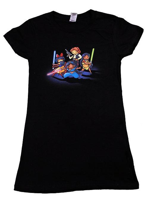 Star Wars Musical: Women's babydoll T-shirt