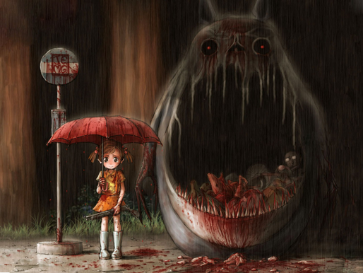 Is Totoro God of Death?