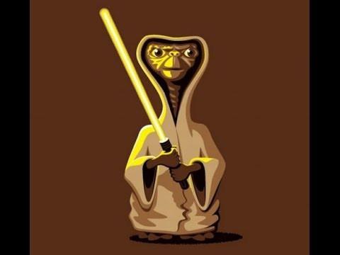 E.T. must be a Jedi