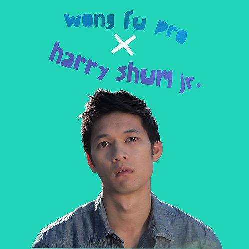Wong Fu / Harry Shum Jr. Shorts (Piano)