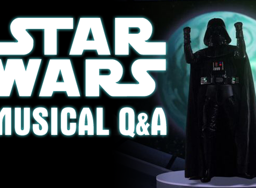 Star Wars Musical Podcasts