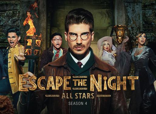 Escape the Night All Stars: Season 4 Soundtrack