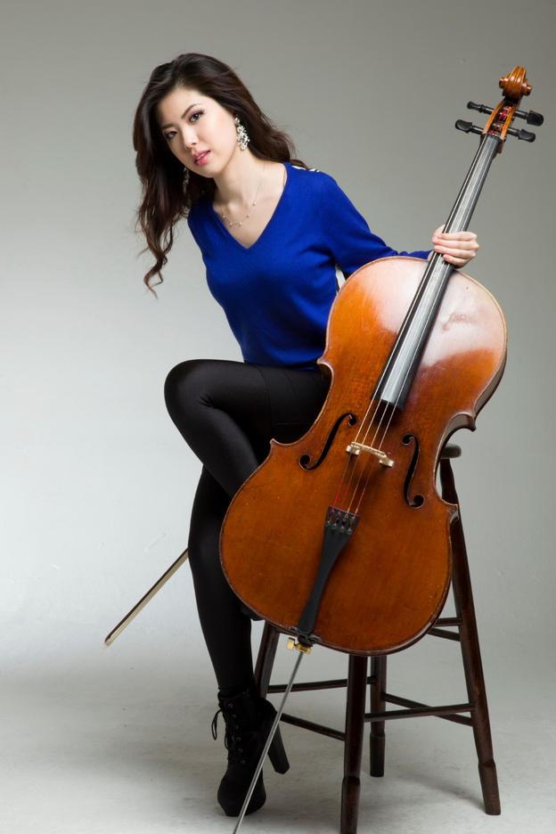 Eru Matsumoto (Cello)