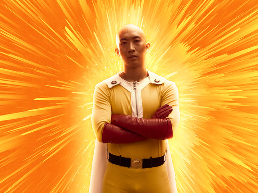 One Punch Man Live Action Trailer