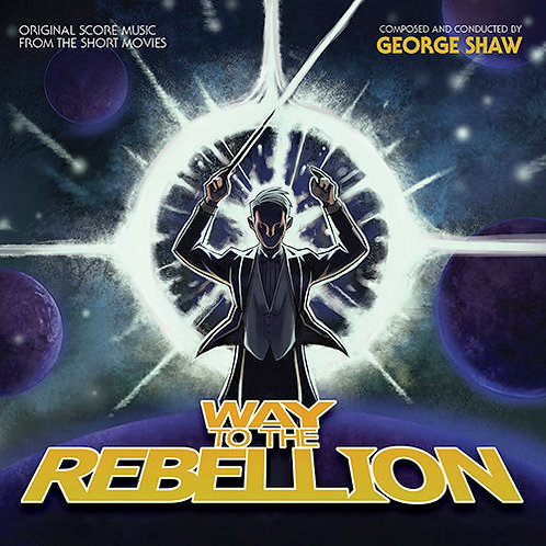 Way to the Rebellion (Autographed CD)